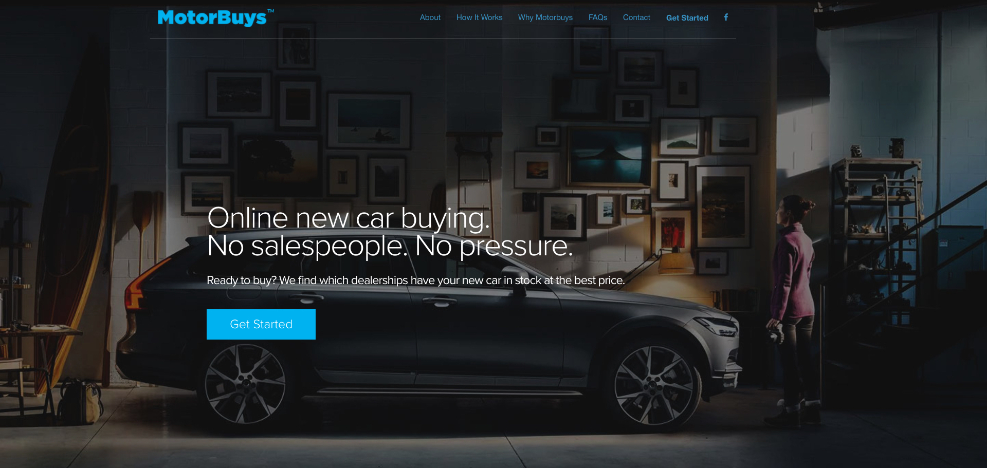 Motorbuys automated online new car buying