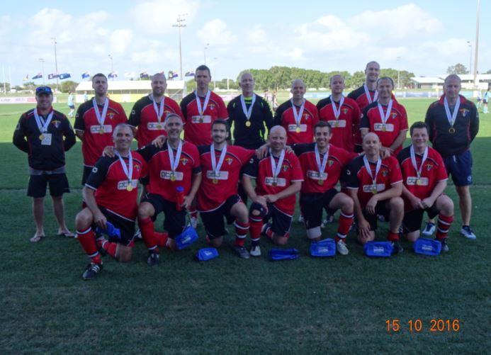 Proud Sponsors of the SAPOL Soccer Team