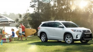 Novated Lease Toyota Kluger
