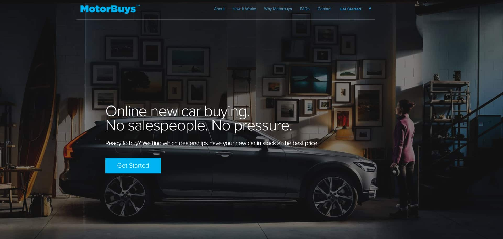 The best new car price means lower lease payment.