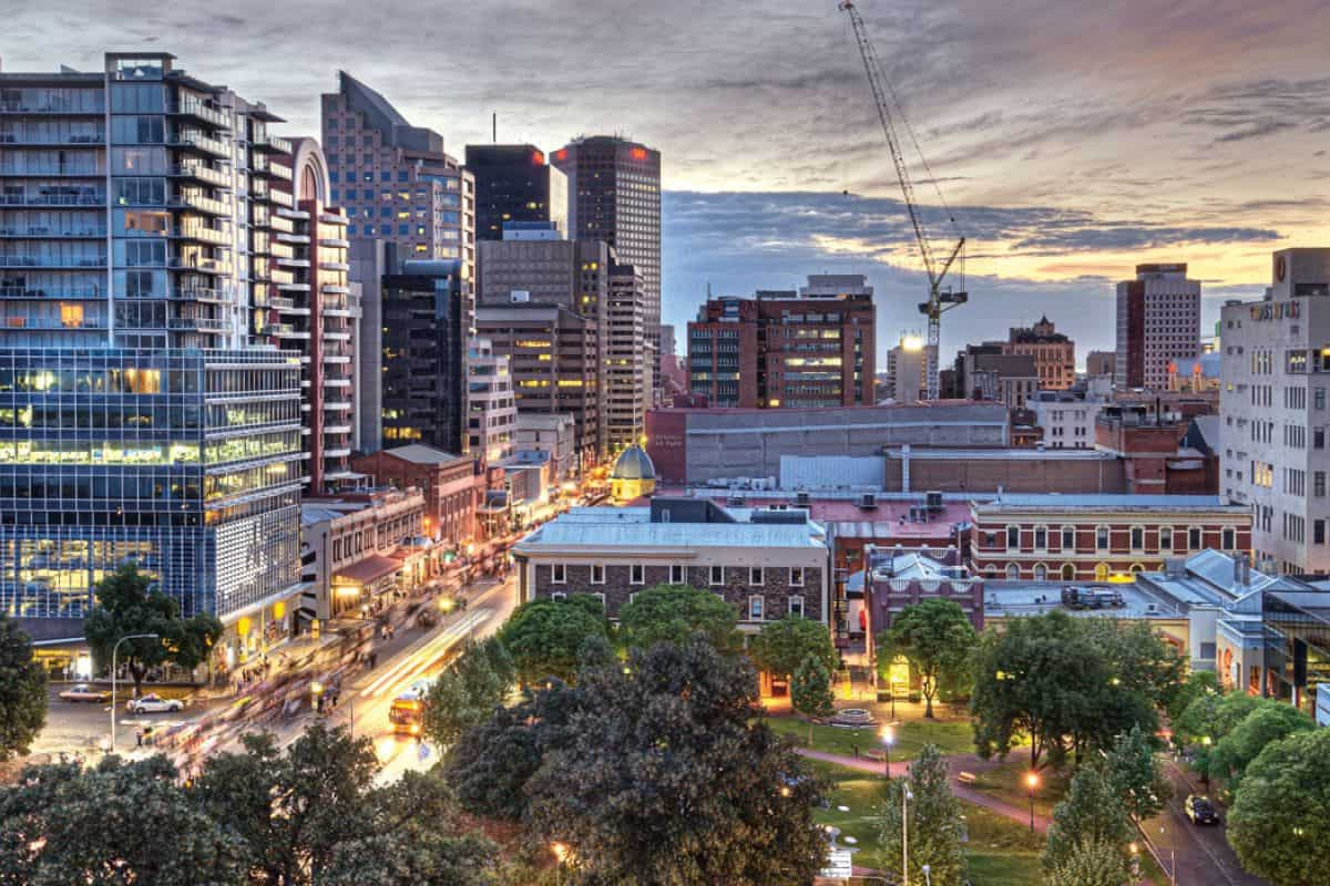 Can anyone have a Novated Lease in Adelaide?